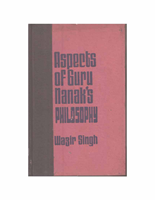 Aspects of Guru Nanak Philosophy