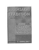 Janamsakhi Tradition An Analytical Study