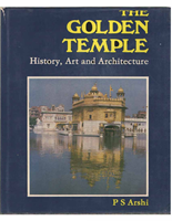 The Golden Temple History, Art and Architecture