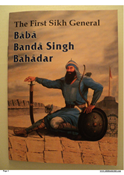 The First Sikh General Baba Banda Singh Bahadar