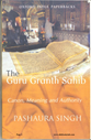 The Guru Granth Sahib Canon Meaning And Authority