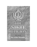 The Sikh Religion Part 1 and 2