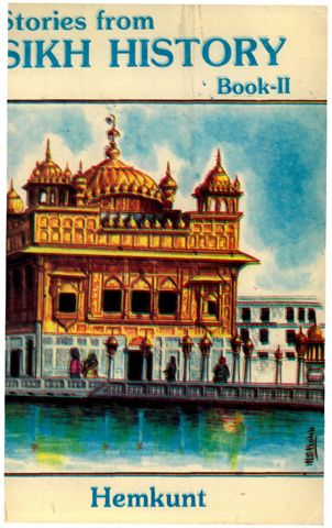 Stories From Sikh History Book 2