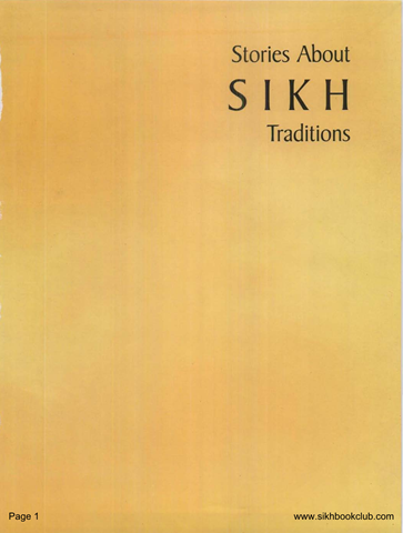 Sikh Traditions