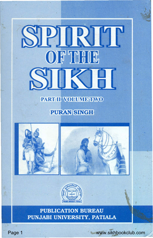 Spirit of the Sikh Part 2